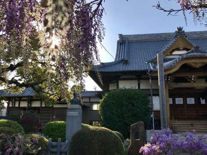 藤枝縁結びパワースポット巡り満蔵寺