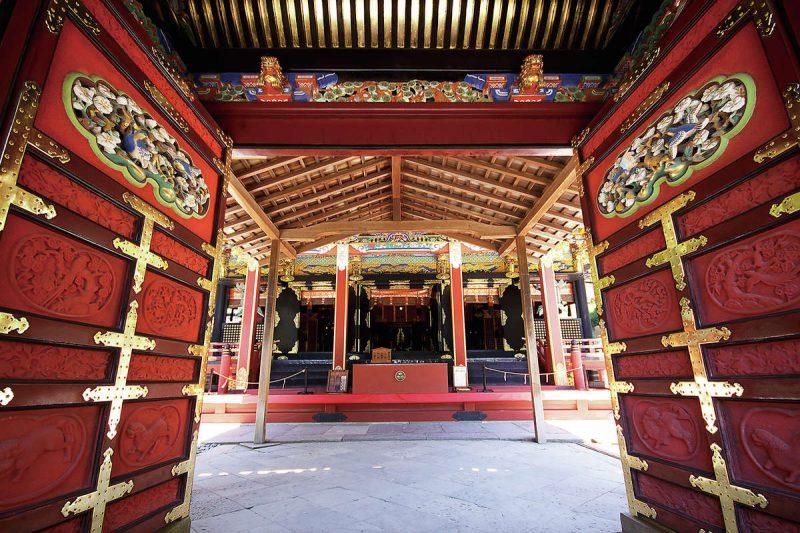 恋の願いを叶えたい神社参拝静岡恋活