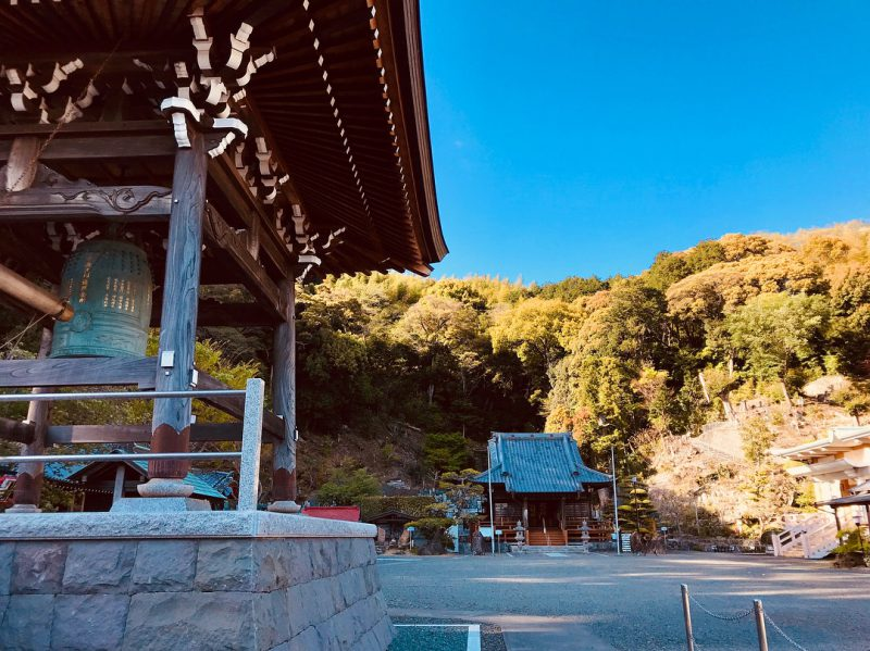 良縁成就の鬼岩寺藤枝パワースポット