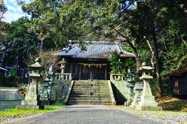大井神社西益津 静岡恋活デート