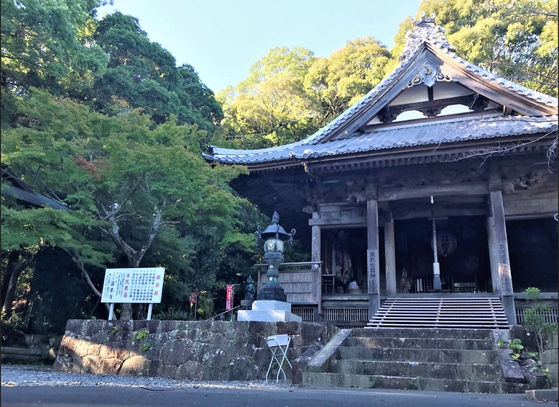 藤枝清水寺本堂