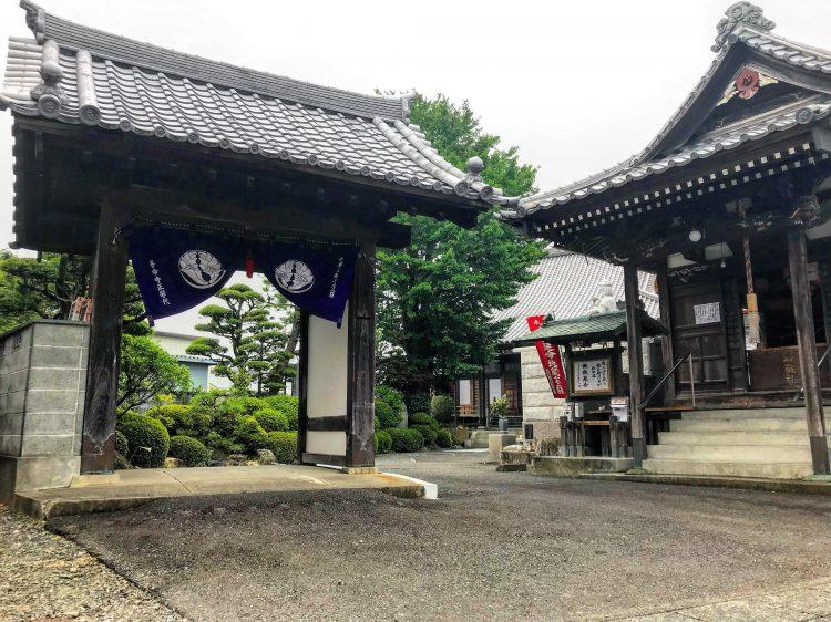 浄土宗養命寺藤枝パワースポット