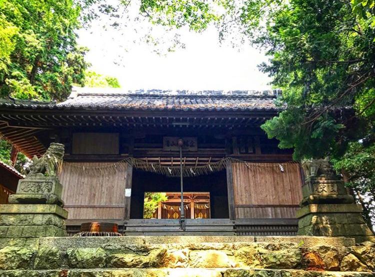 藤枝青山八幡宮