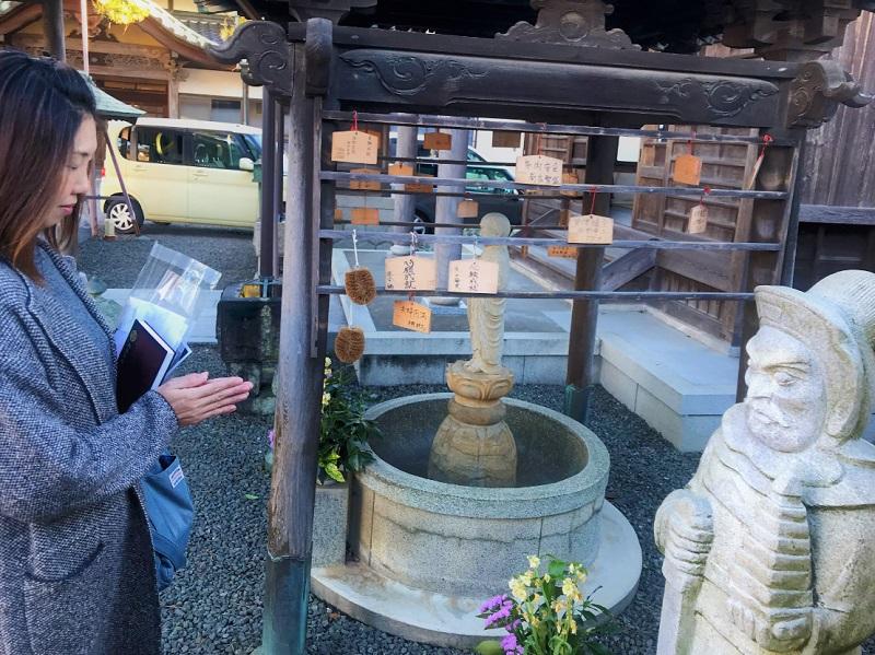 藤枝七福神巡り大慶寺へ良縁祈願静岡恋活デート