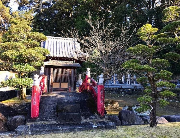 長楽寺弁天堂