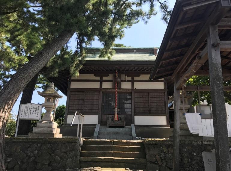 婚活美女に瀬織戸神社